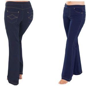 PajamaJeans Bootcut Indigo